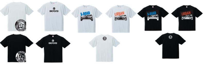 BEYOND Tシャツ